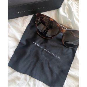 Marc Jacobs Dark Havana Sunglasses